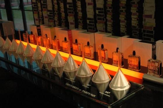 Ekspozycja zapachów Histories de Parfums