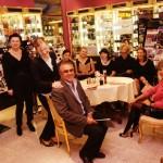 Spotkanie z Geoffreyem Nejmanem i Martine Micallef