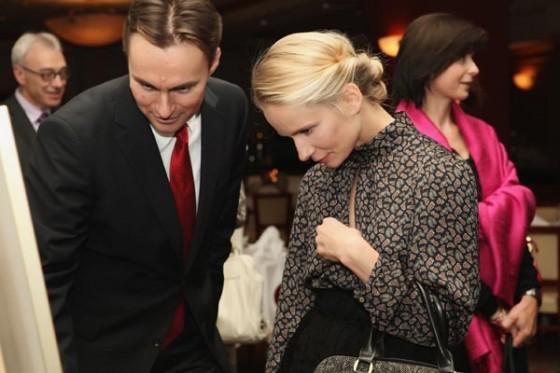 Michał Missala i Magdalena Cielecka na premierze perfum Missala Qessence