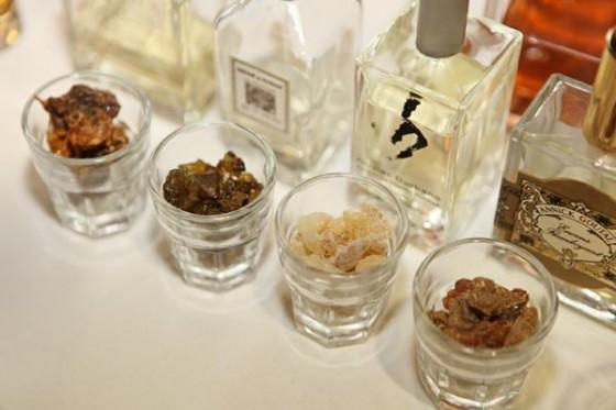 Podczas 20. urodzin Perfumerii Quality Missala odbyły się m.in. warsztaty zapachowe poświęcone kadzidłom