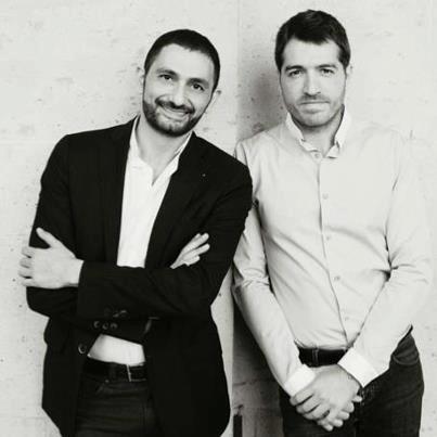 Francis Kurkdjian and Marc Chaya