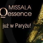 Missala Qessence już w Paryżu!