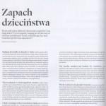O zapachach dzieciństwa Michał Missala