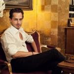 Kilian Hennessy w Domu Perfum Quality Missala - fotorelacja, cz. I