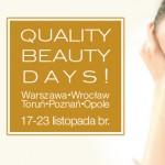 Quality Beauty Days: tydzień z najlepszą pielęgnacją!