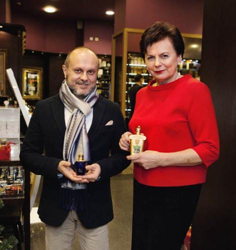 Stanisława Sergio perfumeria