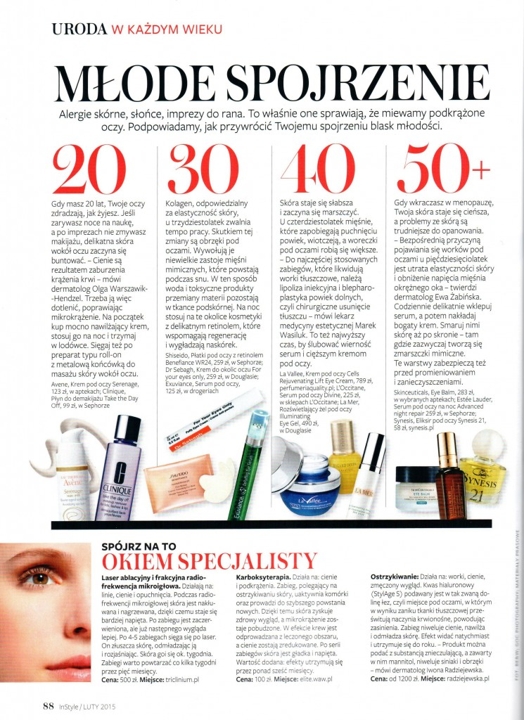 InStyle 2015.02_LA VALLEE STX-Cells Rejuvenating Lift Eye Cream