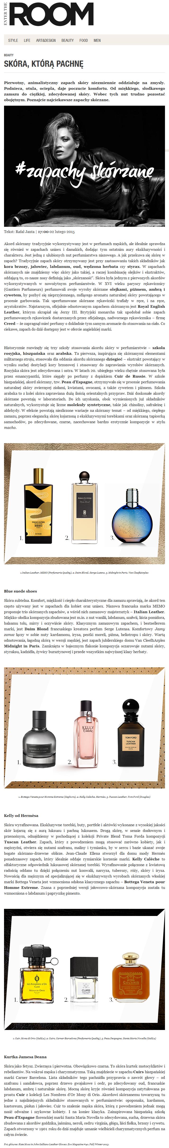2015.02.02_EnterTheRoom.pl MEMO Italian Leather, CARNER BARCELONA Cuirs