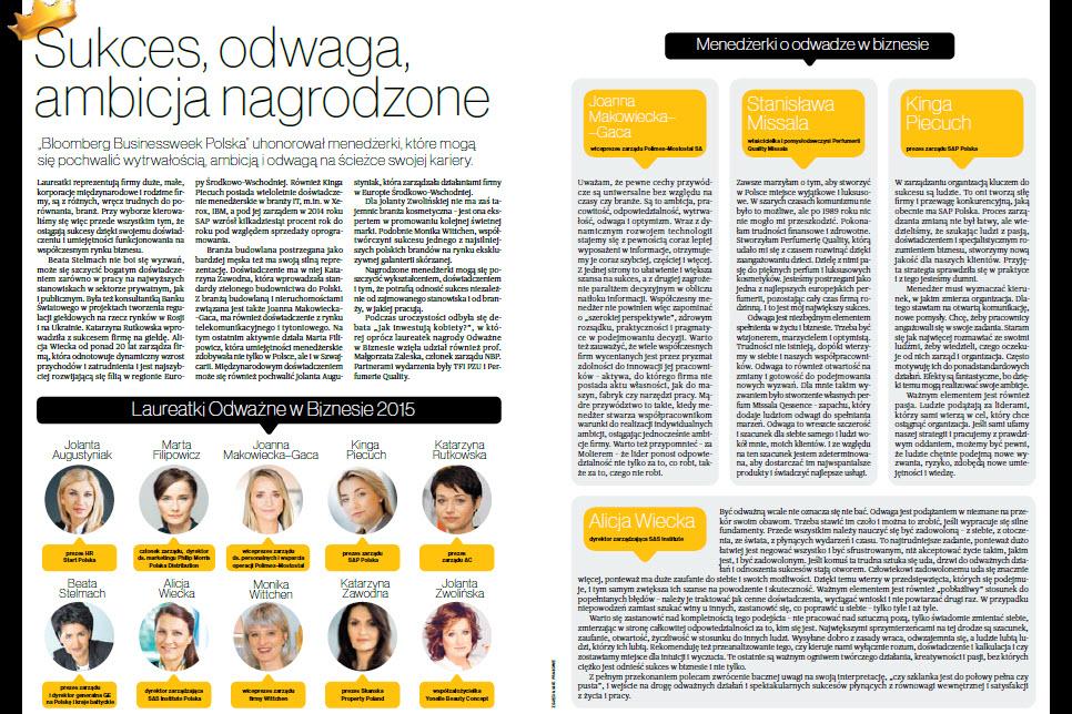 2015.04 Bloomberg Businessweek Polska_wypowiedź Stanisławy Missali