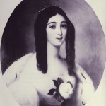Marie Duplessis / Ptg. by Vienot / C19th