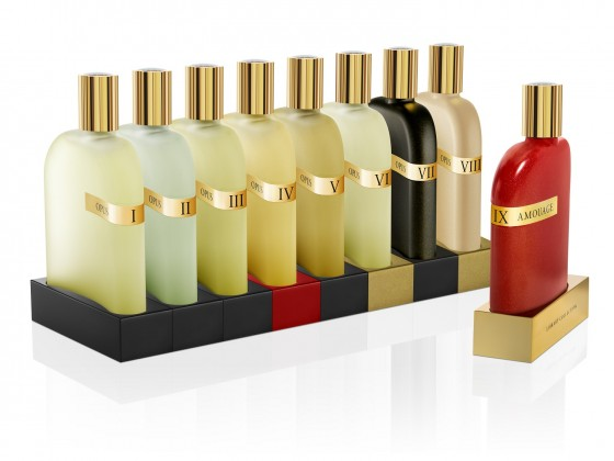 AMOUAGE The Library Collection Opus I-IX