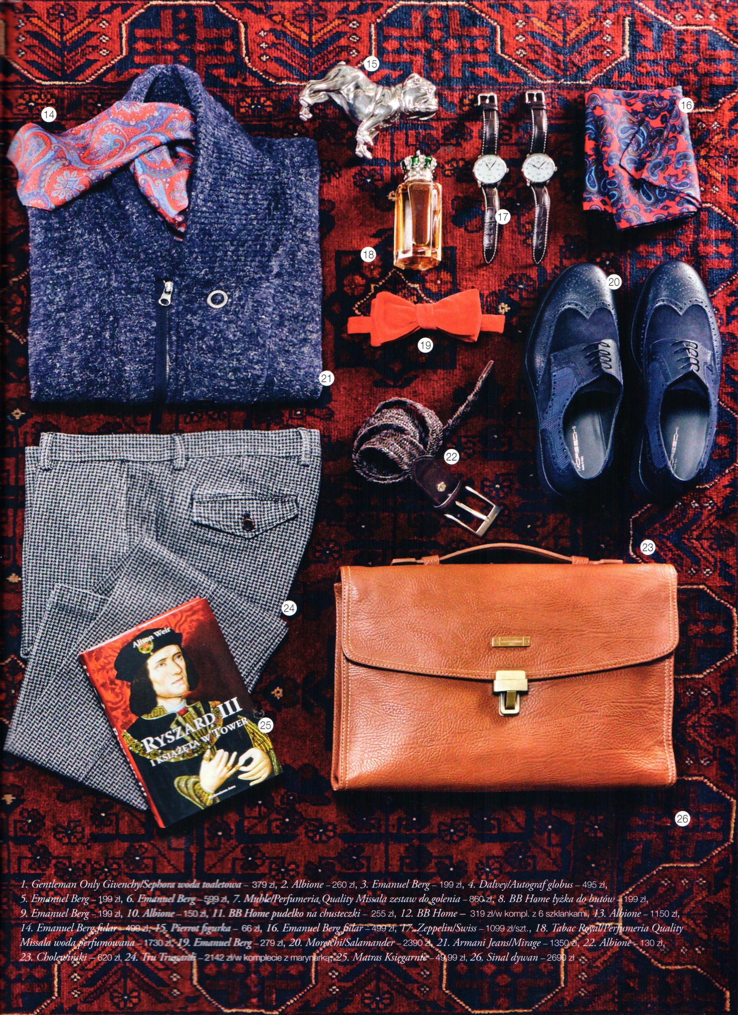 2015 Magazyn Klif Jesień_ROYAL CROWN Tabac Royal
