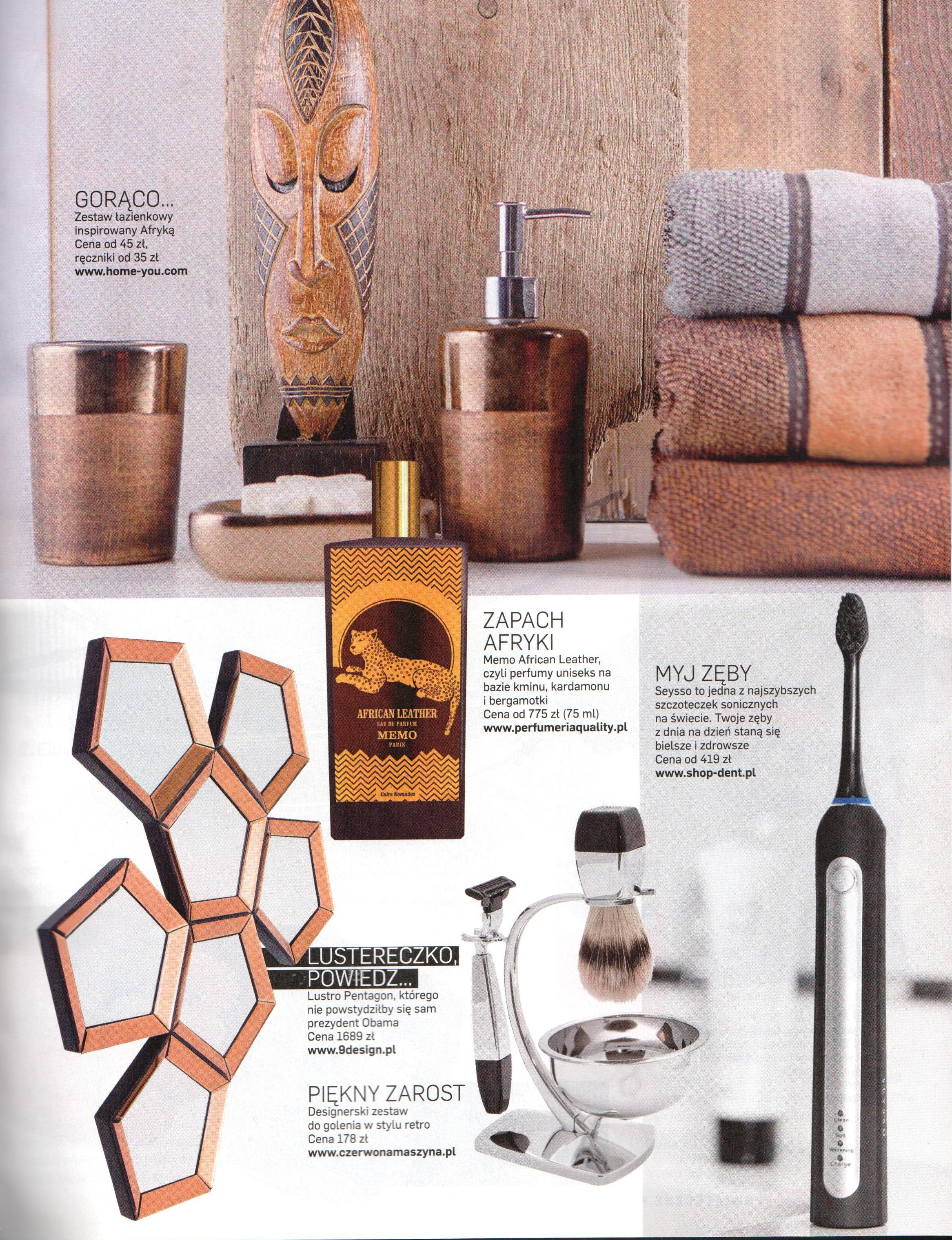 2015.12 Newsweek_MEMO African Leather