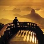 Jak dobrze wstać skoro świt ... w Rio ;-)
