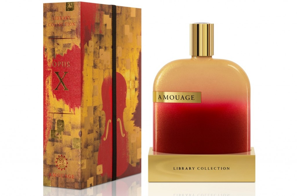 AMOUAGE Opus X_ with a box