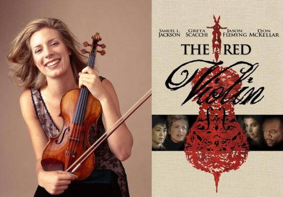 Red Stradivarius