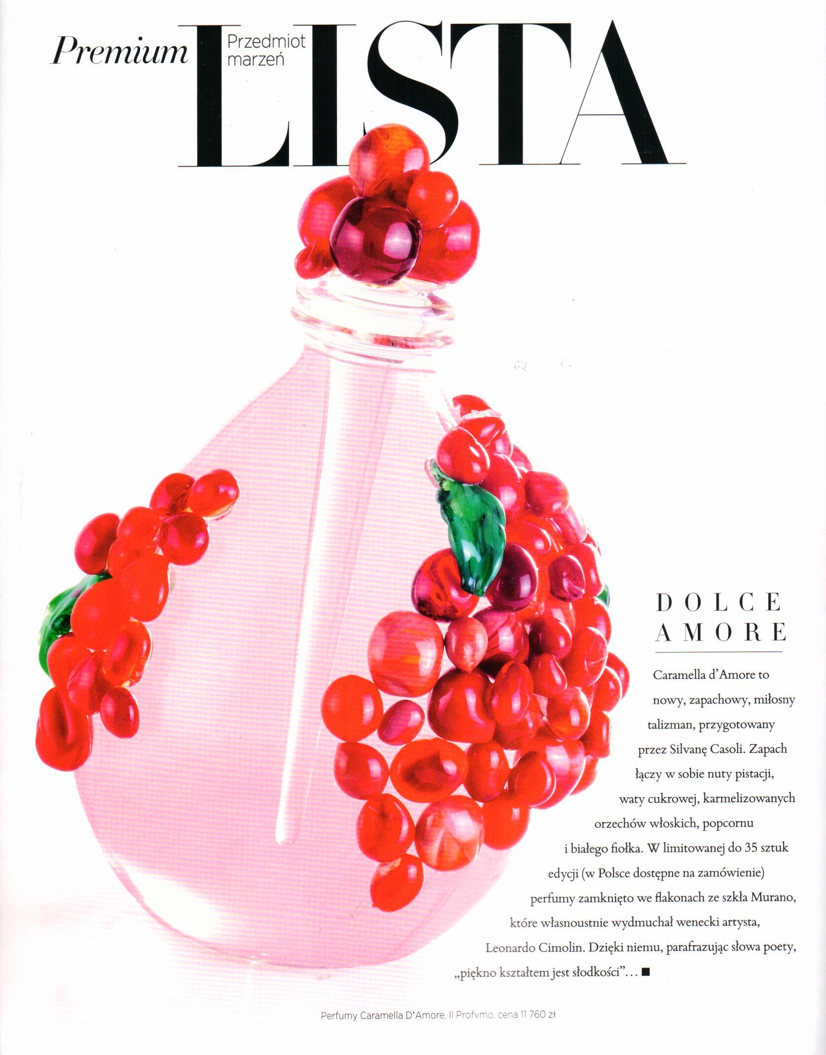 2016.05 Harper's Bazaar_IL PROFVMO Caramella d`Amore