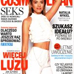 2016.08 Cosmopolitan cover