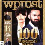 Michał Missala we Wproście o perfumach artystycznych
