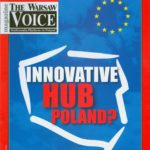 Celine Verleure i Majda Bekkali w The Warsaw Voice