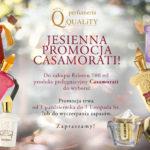 Od 1 października: promocja Casamorati w Quality