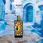 Memo Moroccan Leather: wiatr w kolorze indygo