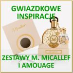 Gwiazdkowe inspiracje: zestawy M. Micallef i Amouage