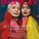Piękna sesja w Fashion Magazine