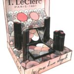 Świąteczny i karnawałowy makijaż T. LeClerc...