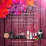 Jesienna promocja w Perfumerii Quality: makijaż