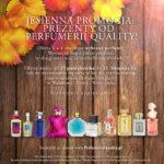 Jesienna promocja w Perfumerii Quality: perfumy