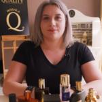 IGTV: nuty skórzane w perfumach