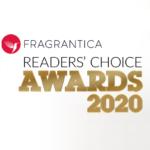 Ulubione perfumy 2020 czytelników Fragrantiki