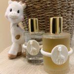 Parfums Sophie la girafe: zapachy dla najmłodszych